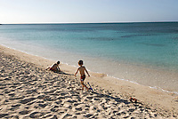 Strand von Ancon bei Trinidad , Provinz Sancti Spiritus, Cuba