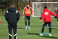 Pictured: Federico Fernandez Wednesday 05 November 2014<br />