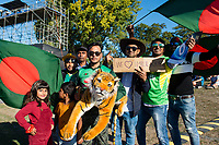 23rd March 2021; Christchurch, New Zealand;  Fans during the 2nd ODI cricket match, Black Caps versus Bangladesh, Hagley Oval, Christchurch, New Zealand.