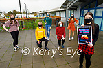 "Students from Mercy Mounthawk launch their annual Fashion Show ""Don't Stop Me Now"" at the school on Friday. The annual fashion show is going virtual this year and will be broadcast through the school website on Thursday the 3rd of December. Front right: Anna Kerdzaia.<br /> Back l to r: Daisy Nowak, Lauren Nolan, Coren Hughes, Adam Dineen and Roisin Reidy."