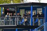 Am blauen Pfeiler steht Bernd Beetz beim Spiel in der 3. Liga, SV Waldhof Mannheim - Türgücü München.<br /> <br /> Foto © PIX-Sportfotos *** Foto ist honorarpflichtig! *** Auf Anfrage in hoeherer Qualitaet/Aufloesung. Belegexemplar erbeten. Veroeffentlichung ausschliesslich fuer journalistisch-publizistische Zwecke. For editorial use only. DFL regulations prohibit any use of photographs as image sequences and/or quasi-video.