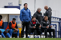 Wingate & Finchley manager Spencer Knight during Wingate & Finchley vs Lewes, Pitching In Isthmian League Premier Division Football at the Maurice Rebak Stadium on 3rd October 2020