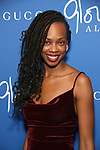 """Fedna Jacquet attends the Opening Night Performance After Party for """"Gloria: A Life"""" on October 18, 2018 at the Gramercy Park Hotel in New York City."""