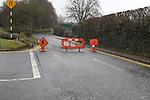 Black Bush Lane closed