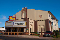 Old Lihue Theatre, now refurbished as the Harry & Jeanette Weinberg Senior Apartments, Lihue, Kauai.
