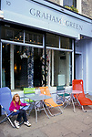 Graham and Green, fashionable home furnishing, clothes etc Elgin Crescent, Notting Hill London W11. 1990s 1999. UK.