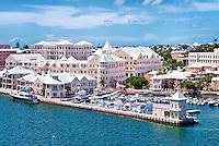 Resort condos and marina , Hamilton, Bermuda