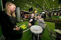 Rotterdam, The Netherlands, Februari 8, 2016,  ABNAMROWTT<br /> Photo: Tennisimages/Henk Koster