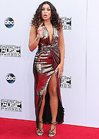 LOS ANGELES, CA, USA - NOVEMBER 23: Jordin Sparks arrives at the 2014 American Music Awards held at Nokia Theatre L.A. Live on November 23, 2014 in Los Angeles, California, United States. (Photo by Xavier Collin/Celebrity Monitor)