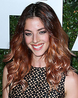 BEVERLY HILLS, CA, USA - OCTOBER 02: Olivia Thirlby arrives at Michael Kors Launch Of Claiborne Swanson Franks's 'Young Hollywood' Book held at a Private Residence on October 2, 2014 in Beverly Hills, California, United States. (Photo by Xavier Collin/Celebrity Monitor)