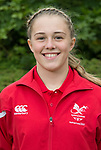 Lauren Smyth<br /> <br /> Team Wales team photo prior to leaving for the Bahamas 2017 Youth commonwealth games - Sport Wales National centre - Sophia Gardens  - Saturday 15th July 2017 - Wales <br /> <br /> ©www.Sportingwales.com - Please Credit: Ian Cook - Sportingwales
