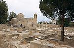 Paphos, Pafos, St. Pauls Church,  Cyprus, Zypern.
