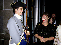 File Photo- September 1996  - , Sheila Copps arrive at Bonsecour Market