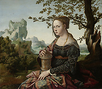 Mary Magdalene, Jan van Scorel, c. 1530