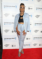 NEW YORK, NEW YORK - JUNE 10: Nneka Onuorah at the 2021 Tribeca Festival Premiere of Legend Of The Underground at Brookfield Place on June 10, 2021 in New York City.  Credit: RW/MediaPunch