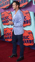 NASHVILLE, TN, USA - JUNE 04: Luke Bryan at the 2014 CMT Music Awards held at the Bridgestone Arena on June 4, 2014 in Nashville, Tennessee, United States. (Photo by Celebrity Monitor)