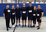 NOVEMBER 7, 2019: MONTREAL, QC - ParaTough Cup was held at McGill University, with 14 corporate teams competing for the prize.
