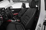 Front seat view of 2016 Mazda CX3 Skydrive 5 Door Suv Front Seat car photos