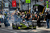 Verizon IndyCar Series<br /> Indianapolis 500 Carb Day<br /> Indianapolis Motor Speedway, Indianapolis, IN USA<br /> Friday 26 May 2017<br /> Charlie Kimball, Chip Ganassi Racing Teams Honda<br /> World Copyright: Scott R LePage<br /> LAT Images<br /> ref: Digital Image lepage-170526-indy-9320