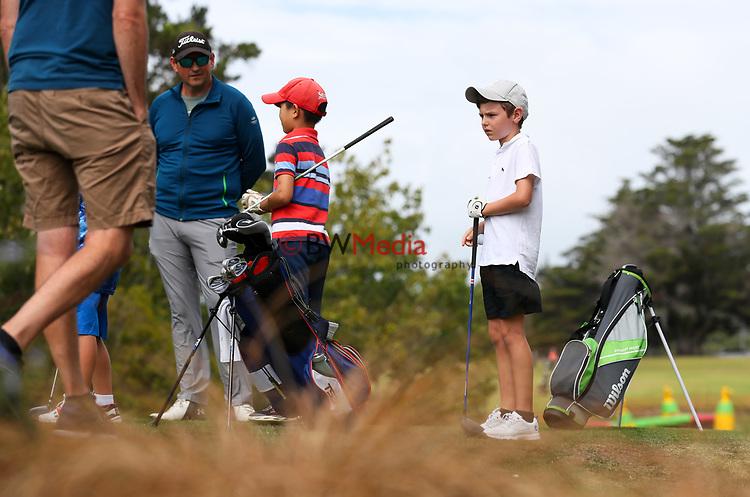 Golf NZ Futures Auckland, Pupuke Golf Course, Auckland. Sunday 28 March 2021. Photo: Simon Watts/www.bwmedia.co.nz