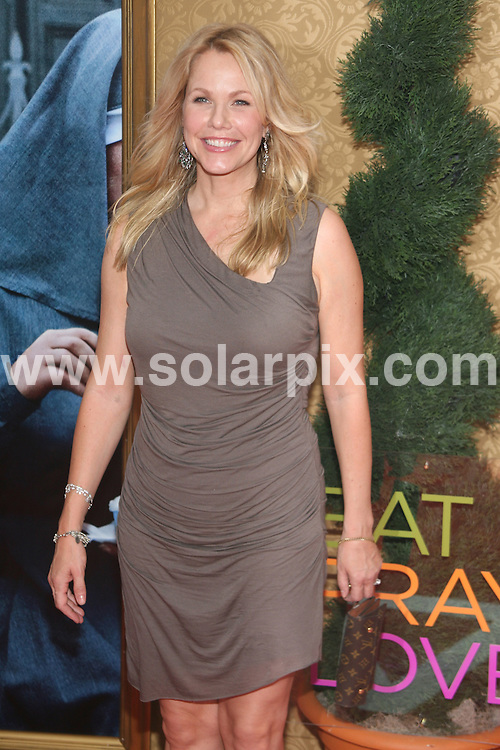 **ALL ROUND PICTURES FROM SOLARPIX.COM**.**SYNDICATION RIGHTS FOR UK, AUSTRALIA, DENMARK, PORTUGAL, S. AFRICA, SPAIN & DUBAI (U.A.E) & ASIA (EXCLUDING JAPAN) ONLY**.Eat, Pray, Love New York City Premiere - Arrivals, Ziegfeld Theater, 141 West 54th Street, NY, USA, 10 August 2010.This pic: Andrea Roth..JOB REF: 11878    PHZ gaboury    DATE: 10_08_2010.**MUST CREDIT SOLARPIX.COM OR DOUBLE FEE WILL BE CHARGED**.**MUST NOTIFY SOLARPIX OF ONLINE USAGE**.**CALL US ON: +34 952 811 768 or LOW RATE FROM UK 0844 617 7637**
