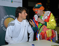 21-2-07,Tennis,Netherlands,Rotterdam,ABNAMROWTT, Kidsday with Haase