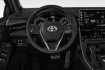Car pictures of steering wheel view of a 2020 Toyota Avalon XSE 4 Door Sedan