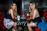 Enjoying the evening in Molly J's on Thursday, l to r: Aisling Breen and Kerry Holden.