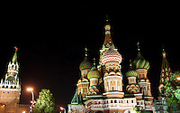 St Basil's Cathedral Exterior, Moscow