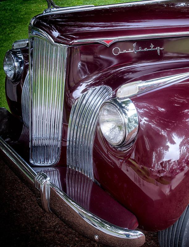 1941 Packard. Oregon