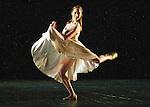 2004 - CARMINA BURANA - Elizabeth Burden dances in Opera Pacific's production of Carmen Burana.