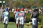 HOT SPRINGS, AR - MARCH 19: Scenery before the Razorback Handicap at Oaklawn Park on March 19, 2016 in Hot Springs, Arkansas. (Photo by Justin Manning/Eclipse Sportswire/Getty Images)