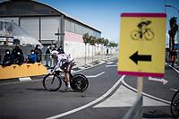 Team Parking<br /> <br /> Final stage 7 (ITT) from San Benedetto del Tronto to San Benedetto del Tronto (10.1km)<br /> <br /> 56th Tirreno-Adriatico 2021 (2.UWT) <br /> <br /> ©kramon