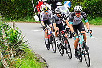 15th July 2021; Luz Ardiden, Hautes-Pyrénées department, France;  MOHORIC Matej (SLO) of BAHRAIN VICTORIOUS, during stage 18 of the 108th edition of the 2021 Tour de France cycling race, a stage of 129,7 kms between Pau and Luz Ardiden.