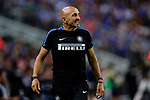 FC Internazionale Coach Luciano Spalletti reacts during the International Champions Cup 2017 match between FC Internazionale and Chelsea FC on July 29, 2017 in Singapore. Photo by Marcio Rodrigo Machado / Power Sport Images