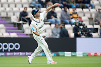 Neil Wagner, New Zealand returns from the outfield during India vs New Zealand, ICC World Test Championship Final Cricket at The Hampshire Bowl on 19th June 2021
