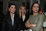 BARBARA SALTAMARTINI, MICHAELA BIANCOFIORE E NUNZIA DE GIROLAMO<br /> PREMIO GUIDO CARLI - QUARTA EDIZIONE<br /> RICEVIMENTO HOTEL MAJESTIC ROMA 2013