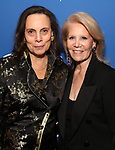 """Emily Mann and Daryl Roth attend the Opening Night Performance After Party for """"Gloria: A Life"""" on October 18, 2018 at the Gramercy Park Hotel in New York City."""