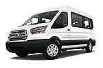 Ford Transit 350 XLT Wagon Med Roof Sliding  Passenger 148 Passenger Van 2019