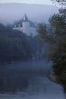 Europe/France/Midi-Pyrénées/46/Lot/Vallée de la Dordogne/Lacave: Château de la Treyne