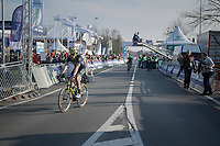 yet another outstanding result for Luke Durbridge (AUS/Orica-Scott), finishing just outside the podium in 4th position<br /> <br /> 60th E3 Harelbeke (1.UWT)<br /> 1day race: Harelbeke › Harelbeke - BEL (206km)