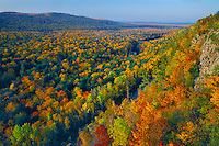 Carp River Valley and Lake Superior<br />