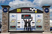 Bronze Podium, #70 P1 Motorsports Ligier JS P3, LMP3: Joel Janco, Jonatan Jorge