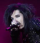 Tokio Hotel live at The102.7?s KIIS-FM?s Jingle Ball 08 held at The Honda Center in Anaheim, California on December 06,2008                                                                     Copyright 2008 Debbie VanStory/RockinExposures.