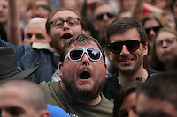 Pictured: Crowd Saturday May 2016<br /> Re: Manic Street Preachers at the Liberty Stadium, Swansea, Wales, UK