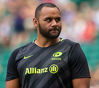 Saracens' Billy Vunipola<br /> <br /> Photographer Bob Bradford/CameraSport<br /> <br /> Gallagher Premiership Final - Exeter Chiefs v Saracens - Saturday 1st June  2018 - Twickenham Stadium - London<br /> <br /> World Copyright © 2019 CameraSport. All rights reserved. 43 Linden Ave. Countesthorpe. Leicester. England. LE8 5PG - Tel: +44 (0) 116 277 4147 - admin@camerasport.com - www.camerasport.com