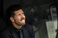 Atletico de Madrid´s coach Diego Pablo Cholo Simeone during La Liga match. February 1, 2020. <br /> (ALTERPHOTOS/David Jar)<br /> 01/02/2020 <br /> Liga Spagna 2019/2020 <br /> Real Madrid - Atletico Madrid  <br /> Foto Alterphotos / Insidefoto <br /> ITALY ONLY