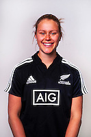 Chelsea Alley. New Zealand Black Ferns headshots at The Rugby Institute, Palmerston North, New Zealand on Thursday, 28 May 2015. Photo: Dave Lintott / lintottphoto.co.nz