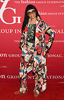 NEW YORK, NY - OCTOBER 13: Norma Kamali at the 2021 Fashion Group International Night Of Stars Gala at Casa Cipriani in New York City on October 13, 2021. Credit: John Palmer/MediaPunch