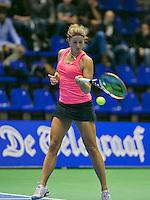 19-12-13,Netherlands, Rotterdam,  Topsportcentrum, Tennis Masters, , , Kiki Bertens(NED  Quirine Lemoine(NED)<br /> Photo: Henk Koster